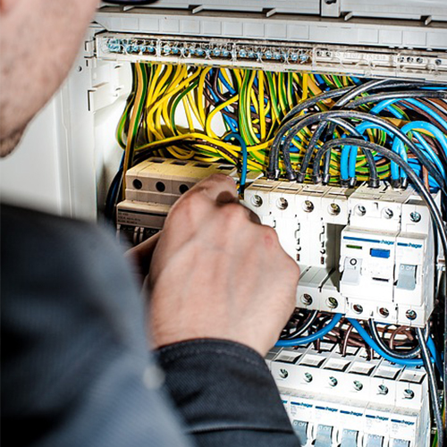 Property Extension Wiring